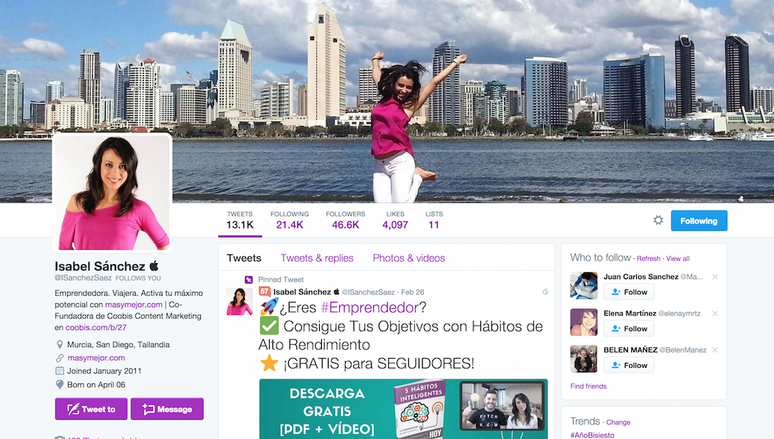 TWITTER-FOR-BLOGGERS-PERFIL-ISA
